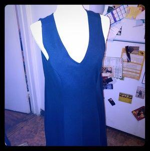 Black dress 1x never worn meera lane